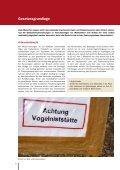Wärmesanierung und Artenschutz an Gebäuden - proKlima Hannover - Seite 6