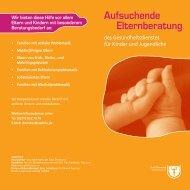 Download Flyer (*.pdf) - ProLi-Sucht