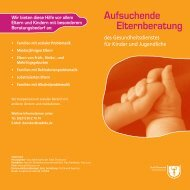 Download Flyer (*.pdf) - ProLi-Sucht