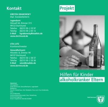 Download Projekt-Flyer (*.pdf) - ProLi-Sucht