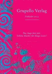Grupello Verlag - Prolit Verlagsauslieferung GmbH