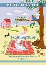 Frühling 2014 - Prolit Verlagsauslieferung GmbH
