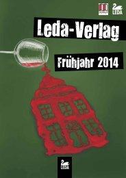 Blut-Leer - Prolit Verlagsauslieferung GmbH