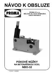 NBO-32 - Proma-group.com