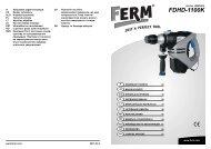 FDHD-1100K - Proma-Ferm