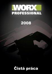 Čistá práca 2008 - Proma-group.com
