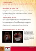 Neue Vortex Cone Technologie für JET Absaugung DC ... - Promac - Seite 2