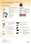 Neue Vortex Cone Technologie für JET Absaugung DC ... - Promac - Seite 4
