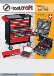KS Tools 919.0123 Jeu de 3 Rallonges 1//2 75-125-250 mm