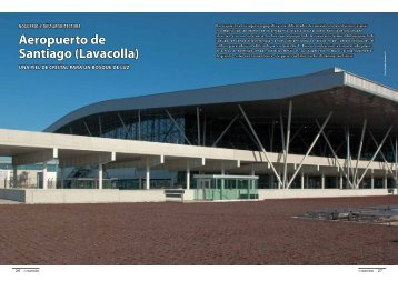 Noguerol y Díez Arquitectura Aeropuerto de ... - SAS International