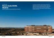 Nueva Sede IDOM, Madrid - Promateriales