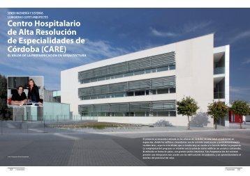 Centro Hospitalario de Alta Resolución de ... - Promateriales