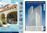 Control de luz natural en arquitectura - Promateriales