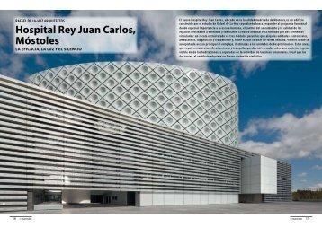 Hospital Rey Juan Carlos, Móstoles - Promateriales