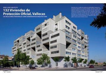 132 Viviendas de Protección Oficial, Vallecas - Promateriales
