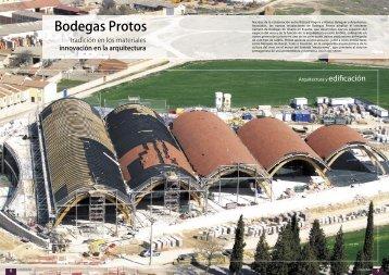 proyecto Bodegas Protos - Promateriales