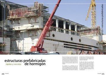 estructuras prefabricadas de hormigón - Promateriales