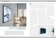 Televisores de Pantalla Plana - Promateriales