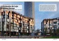 Viviendas de Lujo Bilbao Design - Promateriales
