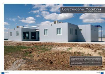 Construcciones modulares una respuesta rápida, versátil ... - Modultec