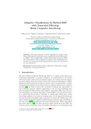 Adaptive Classification by Hybrid EKF with Truncated Filtering: Brain ...