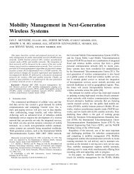 Mobility Management In Next-generation Wireless Systems ...