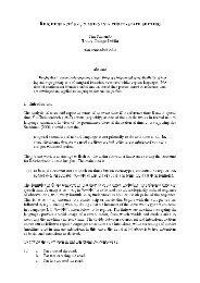 Reichenbach's E, R and S in a finite-state setting - Trinity College ...