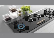 Atag 2011 Hobs - Euro Appliances