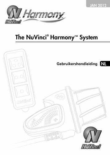 The NuVinci® Harmony™ System - Fallbrook Technologies Inc.