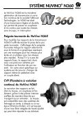 Transmission NuVinci® N360 CVP - Fallbrook Technologies Inc. - Page 3