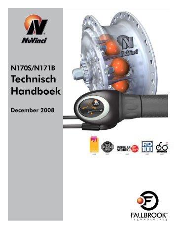 Technisch Handboek - Fallbrook Technologies Inc.