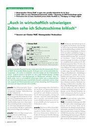Wulff, Christian - Promedia