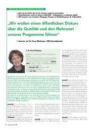 Wiedemann, Dr. Verena (02/2009) - Promedia
