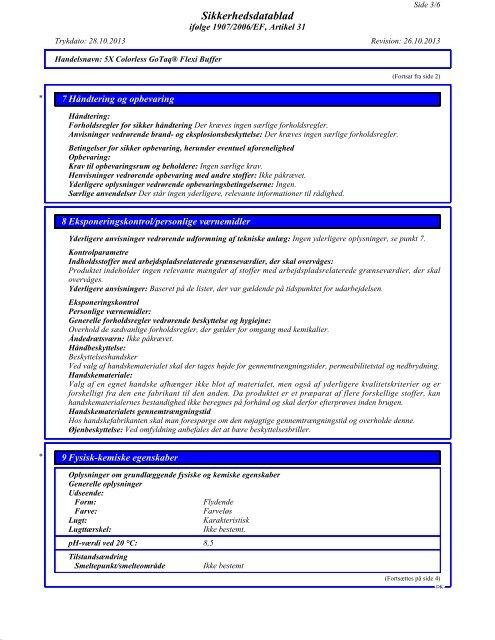 Kit Components 06/07/2012 Product code Description ... - Promega