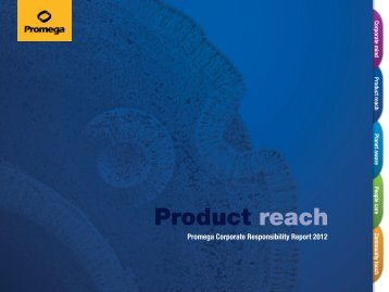 Download Product Reach » PDF - Promega