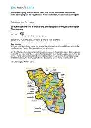 PDF, 127KB, 8-seitiges Dokument - Pro Mente Sana