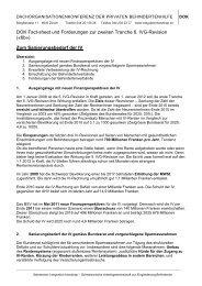 Fact-Sheet zum Sanierungsbedarf der IV PDF-Version 13 KB - BKZ