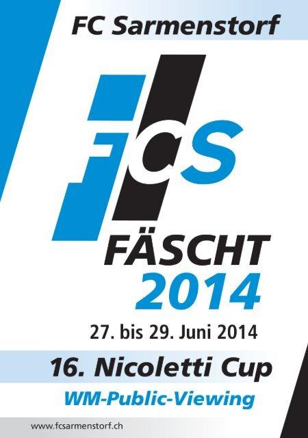 Festführer 2014
