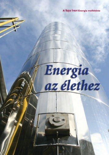 A Magyar Nemzet Energia melléklete - Dalkia Energia Zrt.