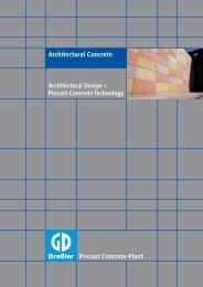 Architectural Concrete - Dreßler-Bau