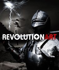Revolutionart 47 - HONOR & GLORY... The Epic Issue