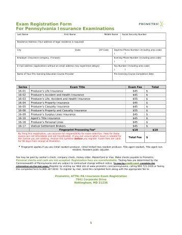 Barber License Exam - Prometric