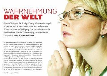 Mag. Barbara Guwak - promitto.at