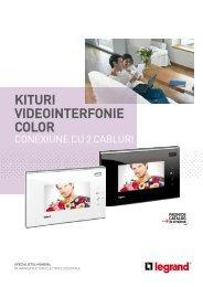 Descarcare catalog Legrand videointerfonie color 2 fire