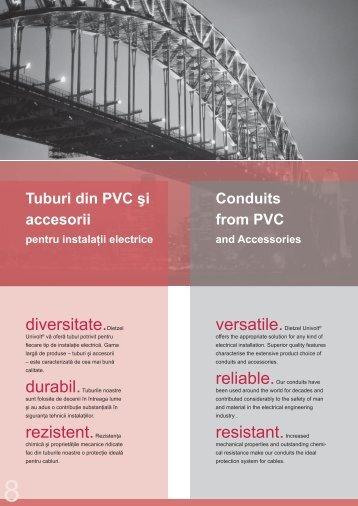 Tuburi din PVC - PROMOD