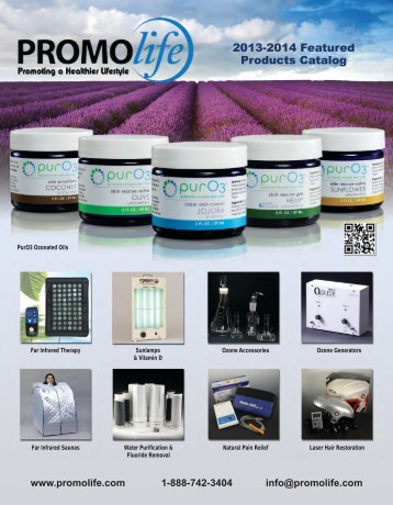 2013-2014 Featured Products Catalog - Promolife