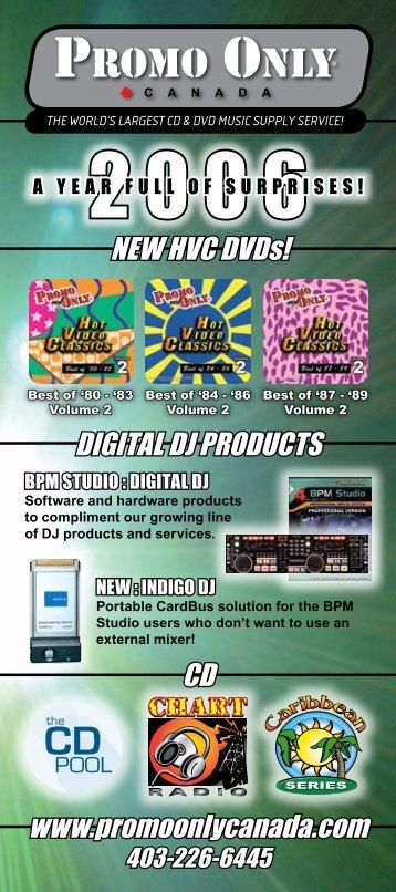CD - Promo Only Canada eStore