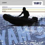 Catalogue YAM