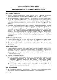 Regulamin promocji Philips