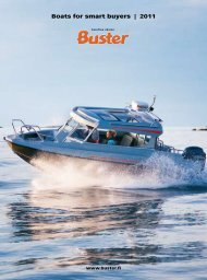 Boats for smart buyers | 2011 - Emil Frey AG